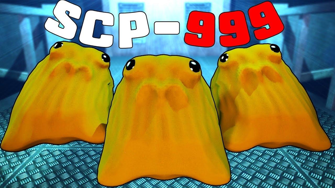 НОВЫЙ SCP 999 В SCP: SECRET LABORATORY!