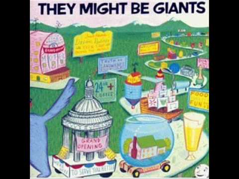 They Might Be Giants - Everything Thats Right Is Wrong Again