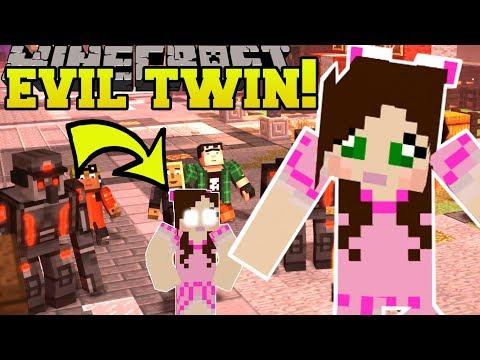 Minecraft: JEN'S EVIL TWIN!! - STORY MODE SEASON 2 EPISODE 5 [1]
