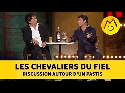 Les Chevaliers du Fiel - Discussion autour d'un Pastis streaming vf