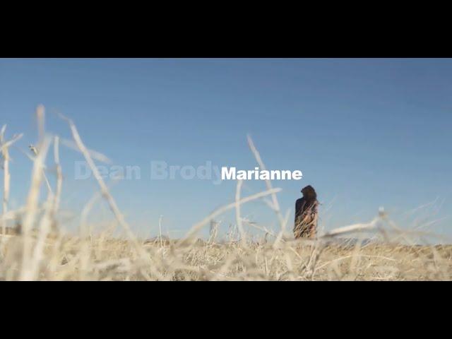 Dean Brody - Marianne (Lyric Video)