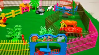 Đồ chơi trẻ em bé tập làm sở thú