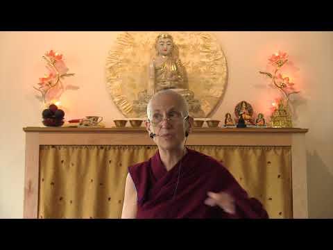 Bodhisattva versus white supremacist