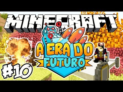Carro Lunar! - Era do Futuro: Minecraft #10