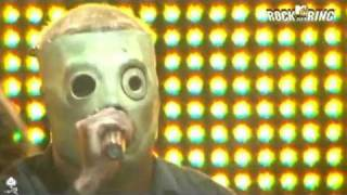 Slipknot - Spit it out - Live Rock Am Ring 2009 (HD)