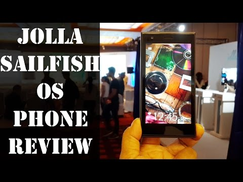 Jolla Sailfish OS Smartphone Review: Exclusive Hands-on Features, Hardware, UI, Price, Availability