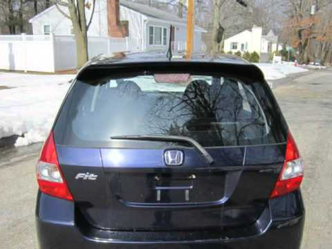 2008 Honda Fit Sport (Wilmington, Massachusetts)