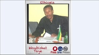 State Dep't Urged for the Release of Woubishet Taye