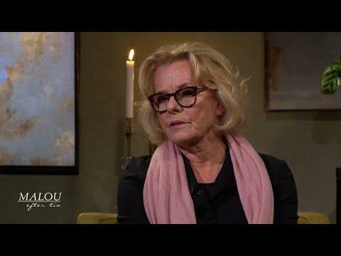 """Marie Göranzon: """"Jag vill inte att männen ska ha makt"""" - Malou Efter tio (TV4)"""