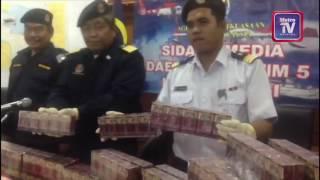 Rampas rokok RM700,000
