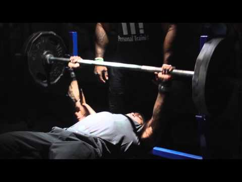 IRON MARATHON: CT FLETCHER + MIKE RASHID