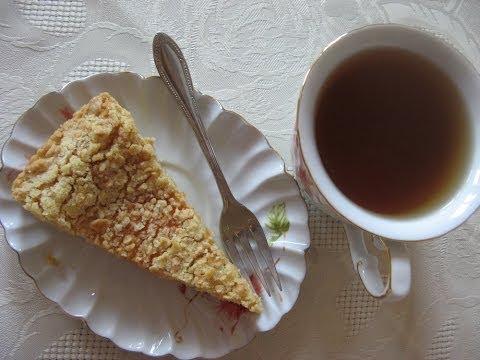 Творожник.  Удивительно простой и вкусный пирог из творога