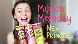 Munch Monday: NEW Pringles Flavors!