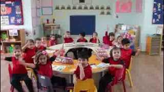 TED Mersin College Kindergarden eTwinning Project Video