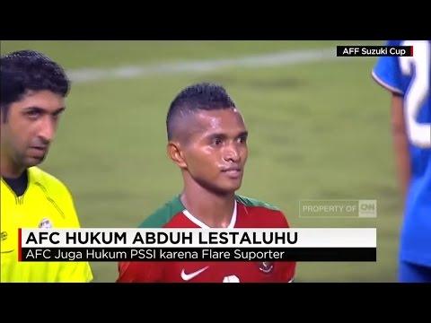 Abduh Lestaluhu Dihukum AFC Terkait Insiden Menendang Bola saat Final Piala AFF 2016 #1