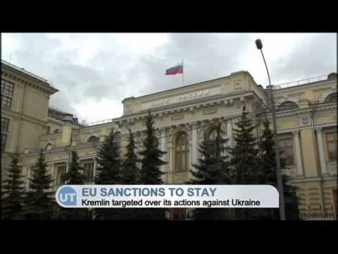 EU Sanctions Against Russia to Stay: Kremlin targeted over its actions against Ukraine