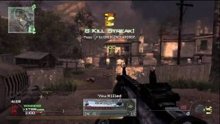 Modern Warfare 2_ Scar H Team Deathmatch - Sandy Ravage