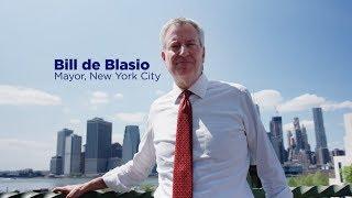 Working People First | Bill de Blasio 2020