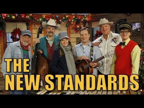 The New Standards on the Choo Choo Bob X-Mas Adventure!