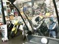 ホンダ ジャイロキャノピー JMSリア大型ラック付きBOX 4サイクルエンジン FIインジェクションモデル 2011年  50cc ホワイト 日本 8319Km バイク買取センターMCG福岡