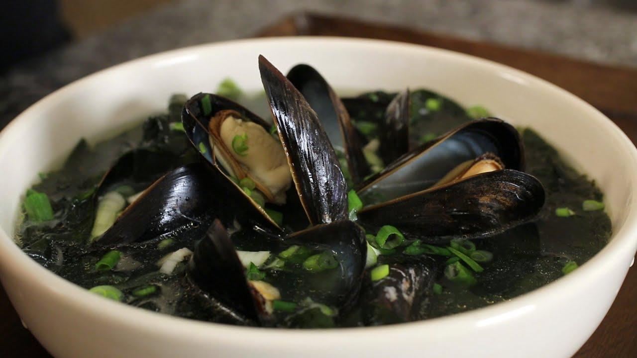 Korean-style Seaweed Soup Recipes — Dishmaps