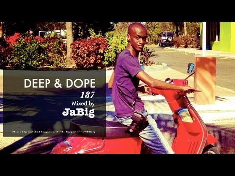 Deep Soulful Lounge House Music Mix & Relaxing and Study Playlist - DEEP & DOPE 187 by JaBig