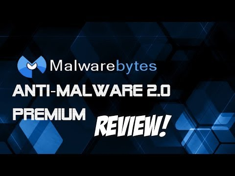 MalwareBytes Anti Malware Premium 2.0 Review