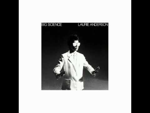 Laurie Anderson - Walking & Falling