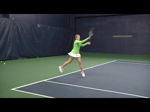 Get a Killer, Consistent Return of Serve