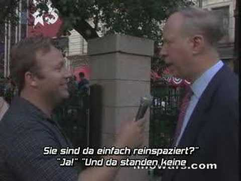 Alex Jones asks David Gergen about Bohemian Grove Rituals