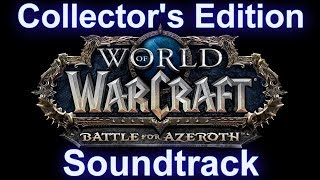 Battle for Azeroth Collector's Edition Soundtrack (Complete)
