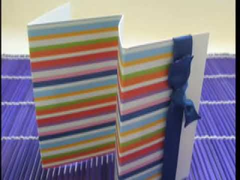 Ku-Ku CARD Accordion (Acordeón) / Mother's Day