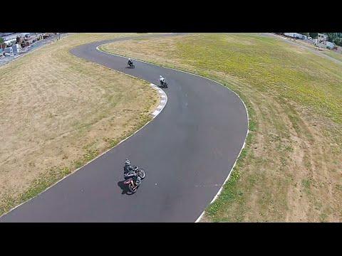 Portland Moped Racing