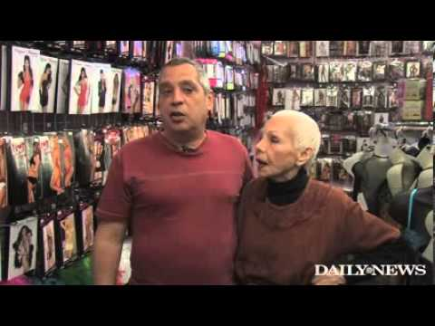 Mom And Son Sell Kinky Clothes And Sex Toys video