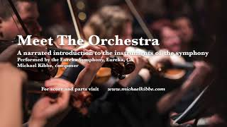 Meet The Orchestra Live A Narrated Introduction To The Instruments Of The Symphony
