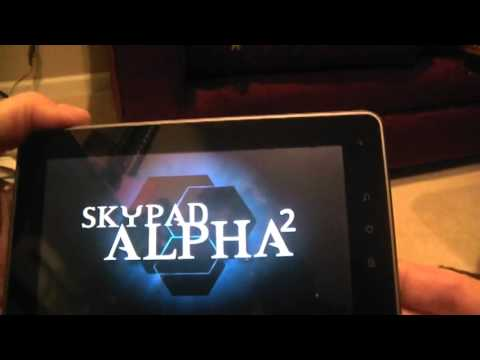 recently purchased this Skytex Skypad Alpha2 as sort of an