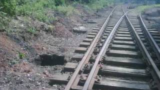 MCR progress with Leekbrook Junction & Cauldon Low Part 3
