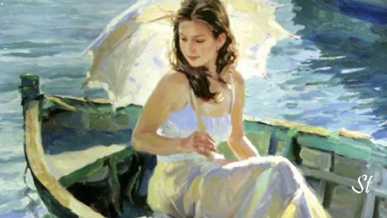Tol Amp Tol Serenade And Vladimir Volegov Paintings