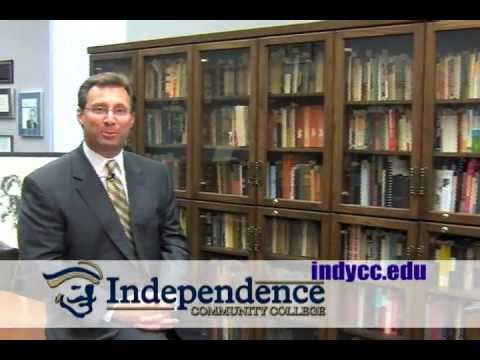Independence Community College: We are about our students, period.