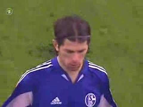 Schalke - Werder DFB-Pokal Halbfinale 04/05