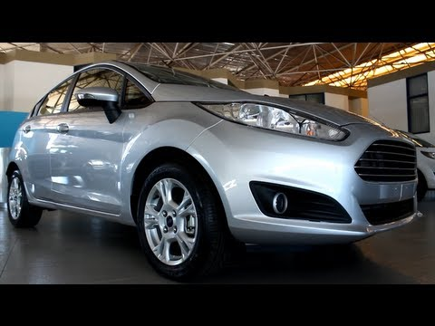 Review Lançamento Ford Fiesta 1.6 Powershift 2014