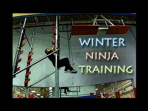 Winter Training for American Ninja Warrior 5 Image 1