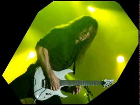 Skin O' My Teeth - Chris Broderick (Megadeth) Solo - Live