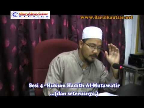 Download Mustalah Al Hadith -Sesi 4 - Ust Mohd Hanief Awang Yahaya - 26-Apr-15 Mp4 baru