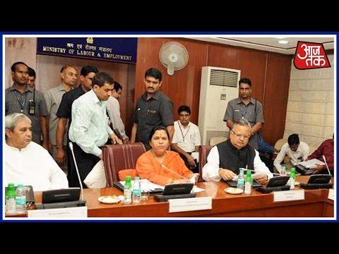 Uri Attack: Uma Bharati Holds Meeting On Abrogating Sindhu River Water Treaty