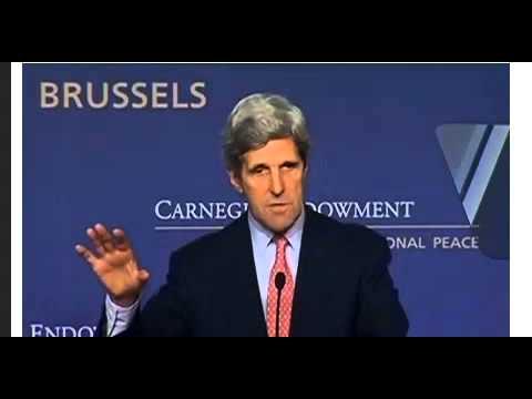 John Kerry praises Syria in 2011 speech