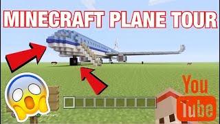 Minecraft PS4 Boeing 737-800