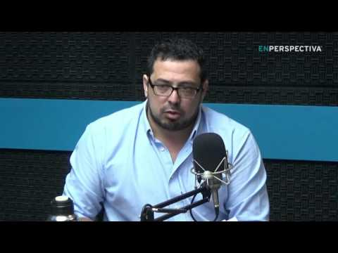 Entrevista con Alejandro Sánchez MPP