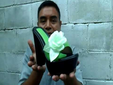Cómo hacer una sandalia alta sin maquinaria, poca herramienta y montado con sus propios dedos.