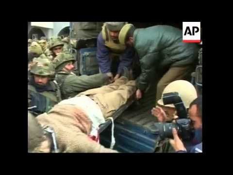 Indian security forces kill three top guerrillas in Kashmir